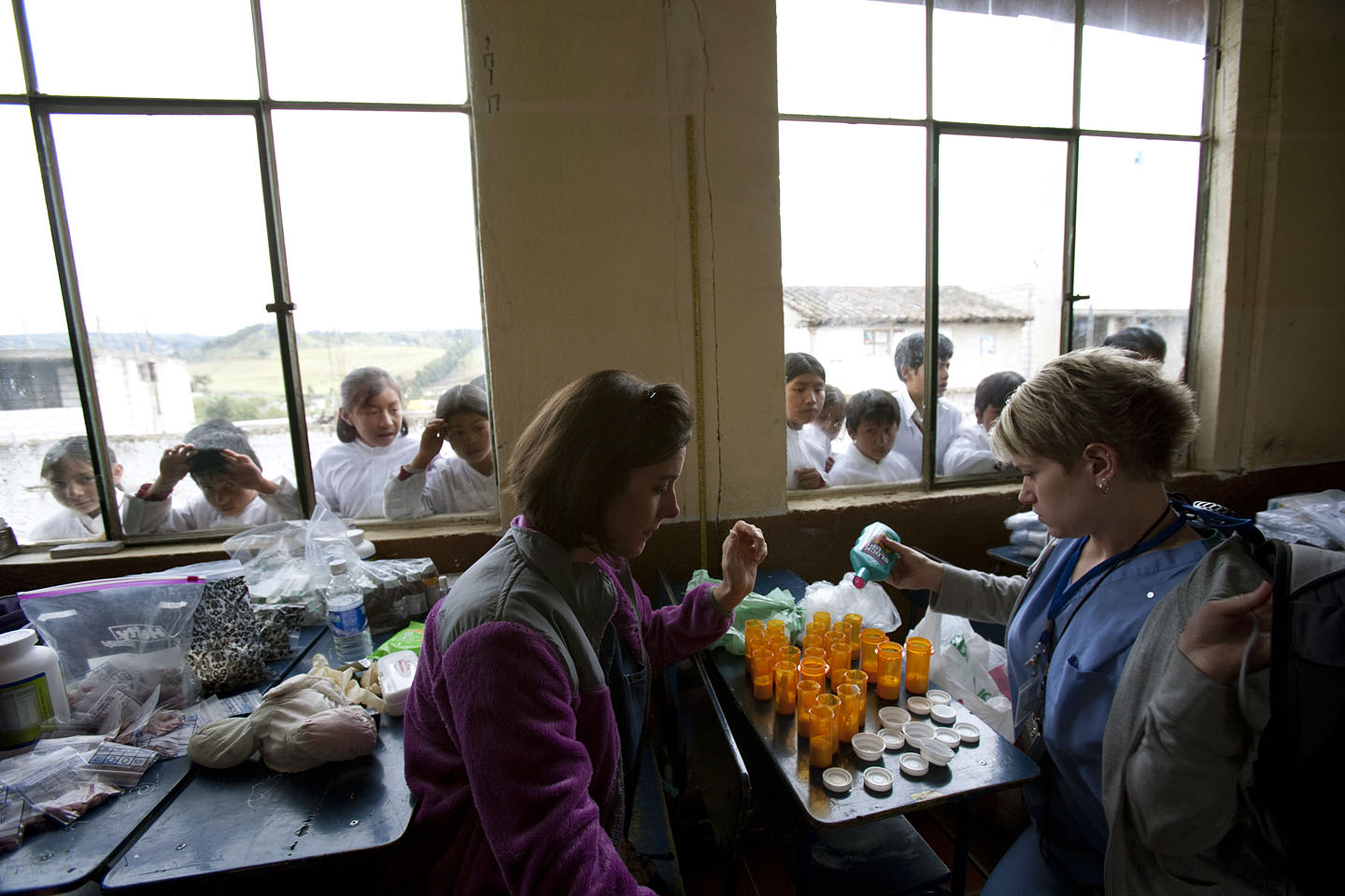 Medical Mission Ecuador