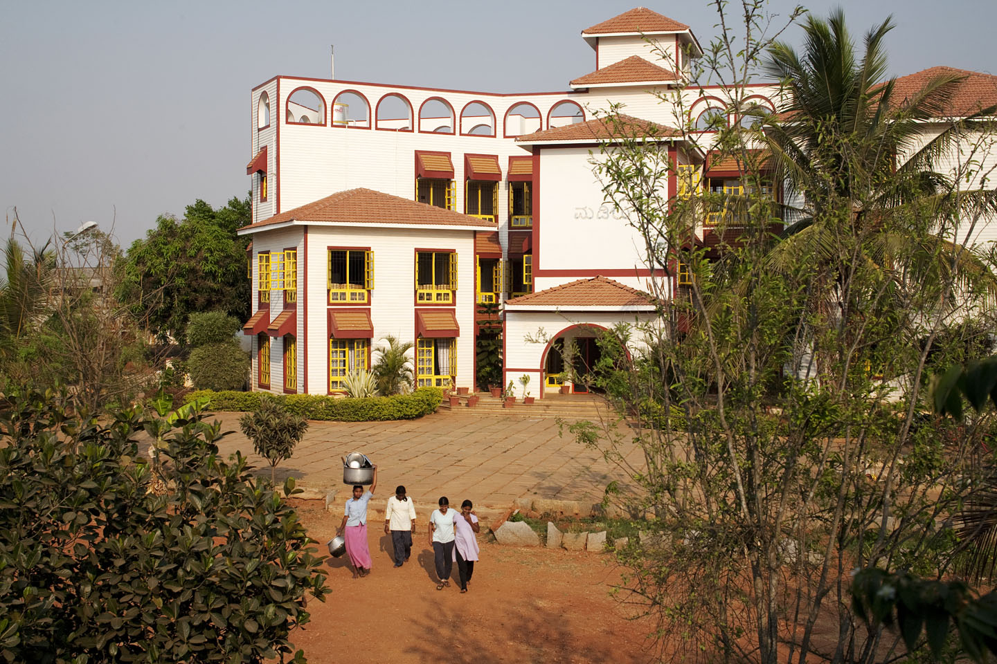 Odanadi Safehouse, Mysore, India